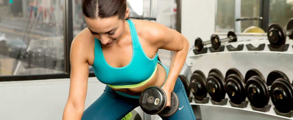 Lift, Sculpt, and Build With This Superset Strength-Training Workout