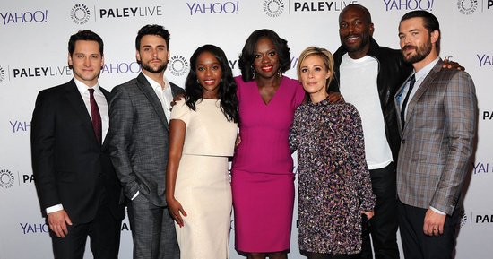 Here's What We Learned From The Cast Of 'How To Get Away With Murder' At The Paley Center