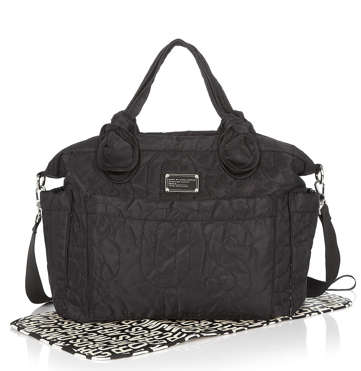 marc jacobs diaper bag the best gifts for moms to be popsugar moms. Black Bedroom Furniture Sets. Home Design Ideas
