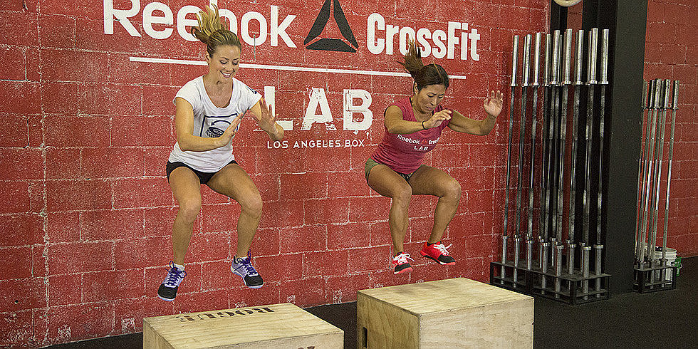 Box Jumps: The Possibilities Are Endless