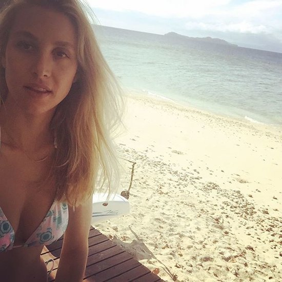 Whitney Port Honeymoon Photos