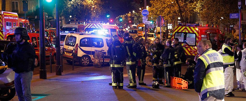 Paris Under Assault: 140 Dead in Multiple Attacks
