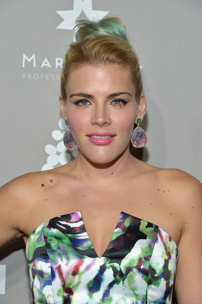 Pictured: Busy Philipps