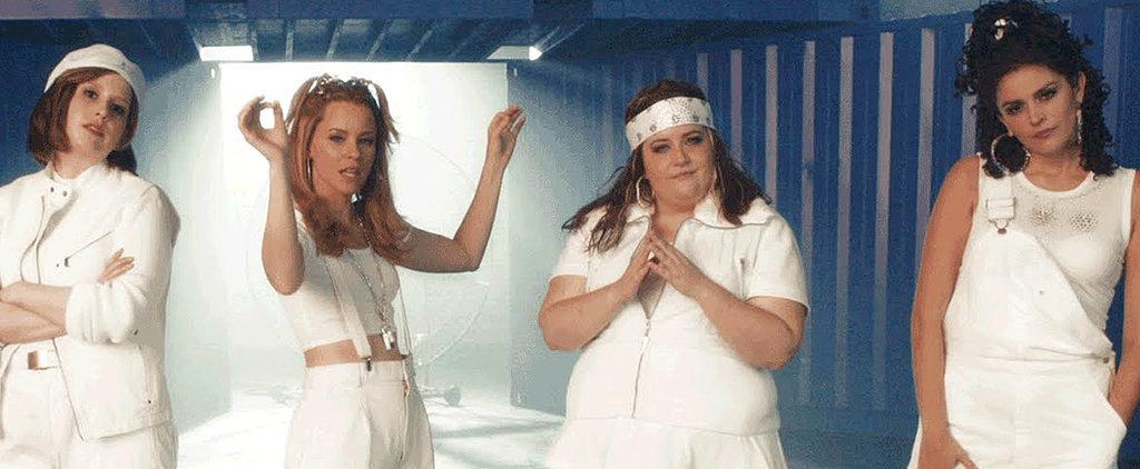 Elizabeth Banks's SNL Girl Group Will Give You Major Backstreet Boys Flashbacks