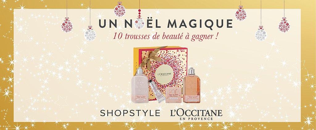 L'Occitane x ShopStyle Noël