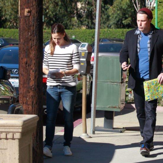 Ben Affleck and Jennifer Garner Out Together November 2015