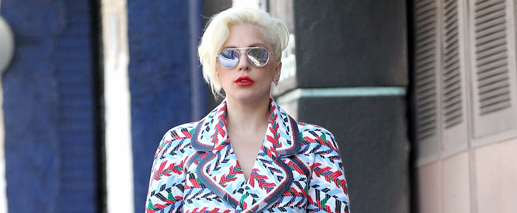 Lady Gaga Just Paid Homage to Paris With a Classic Chanel Suit