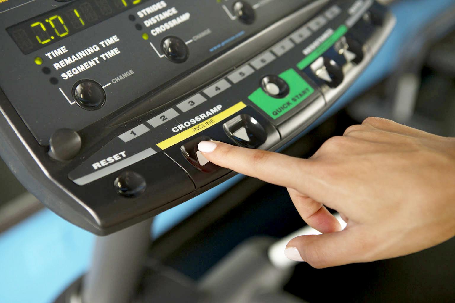 multi workout machine