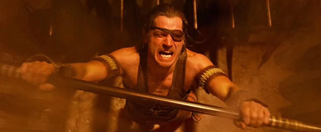 Gods of Egypt Trailer: Who Dare Gouges Jaime Lannister's Eye Out?!