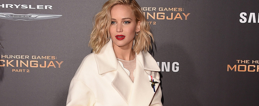 You Don't Want to Miss Jennifer Lawrence's Heartfelt Accessory