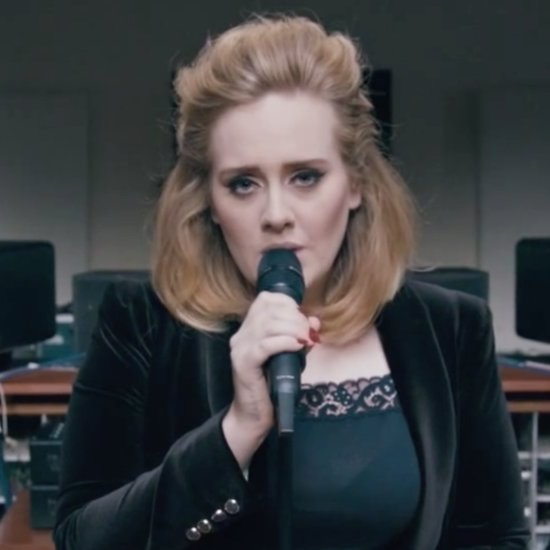 "Adele's New Song ""When We Were Young"""