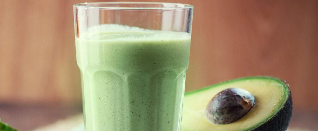 Kick-Start Your Metabolism With a Morning Blend of Avocado, Apple and Spinach
