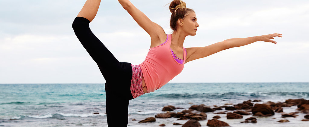 5 Yoga Poses That Will Take You Out of Your Comfort Zone