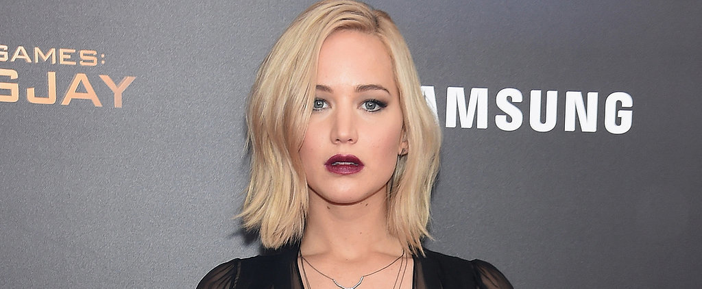 You Won't Believe What Jennifer Lawrence Did During Her Latest Red Carpet Appearance