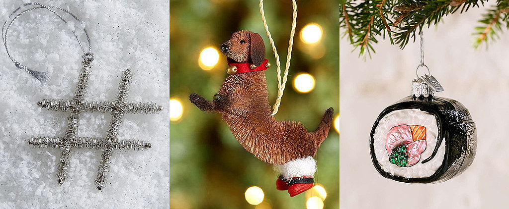 Christmas Tree Ornaments That Are So 2015