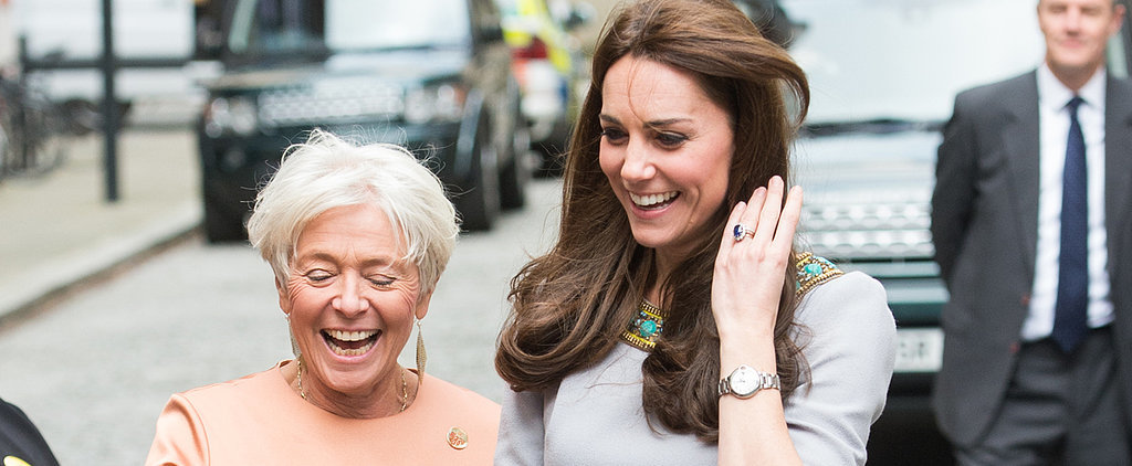 Kate Middleton Pumped Up an Old Look and Made It Feel Brand New