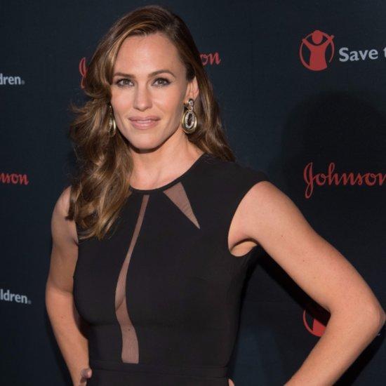 Jennifer Garner Save the Children Gala November 2015