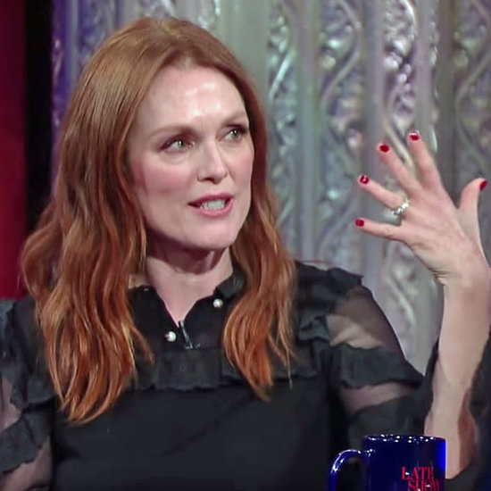 Julianne Moore Talks Being a Redhead