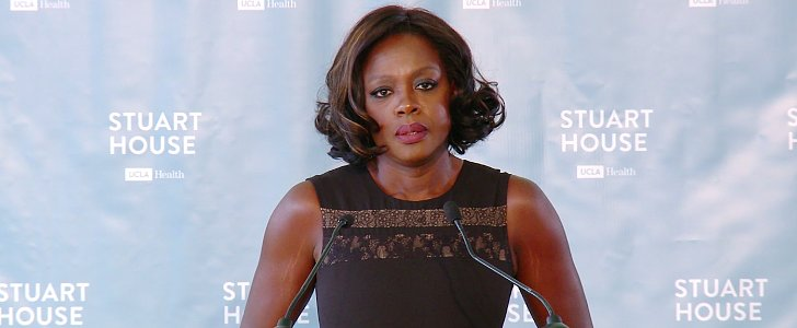 Viola Davis Gives a Haunting Speech About Her Personal Experience With Sexual Assault