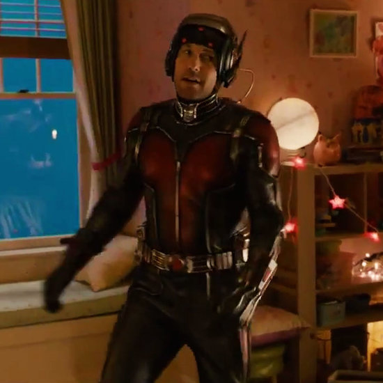 Ant-Man Blooper Reel