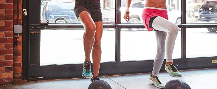 This Workout Will Be the Most Intense 20 Minutes of Your Day