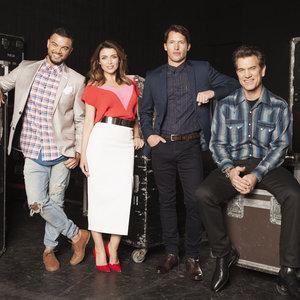 Guy Sebastian Interview Chris Isaac James Blunt The X Factor