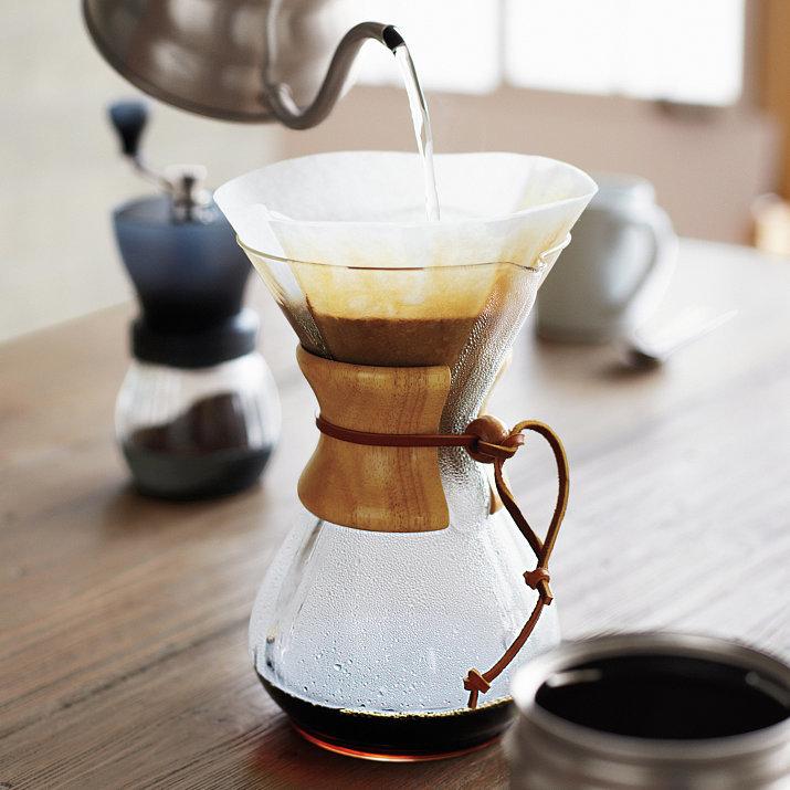 Chemex Prefolded Coffee Filters