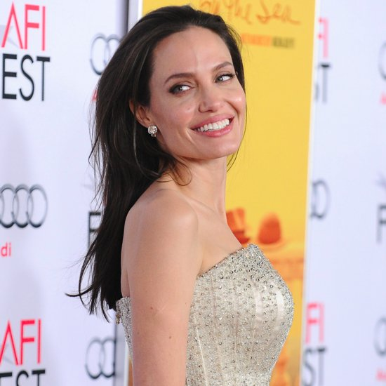 Angelina Jolie Talks About Her Children Growing Up 2015