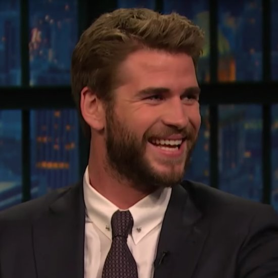 Liam Hemsworth on Seth Meyers November 2015
