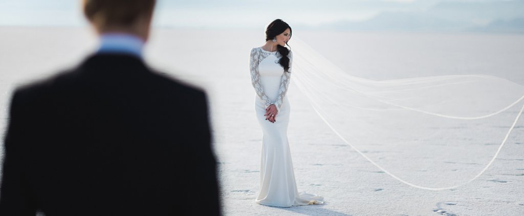 POPSUGAR Shout Out: 19 Stunning Winter Wedding Dresses
