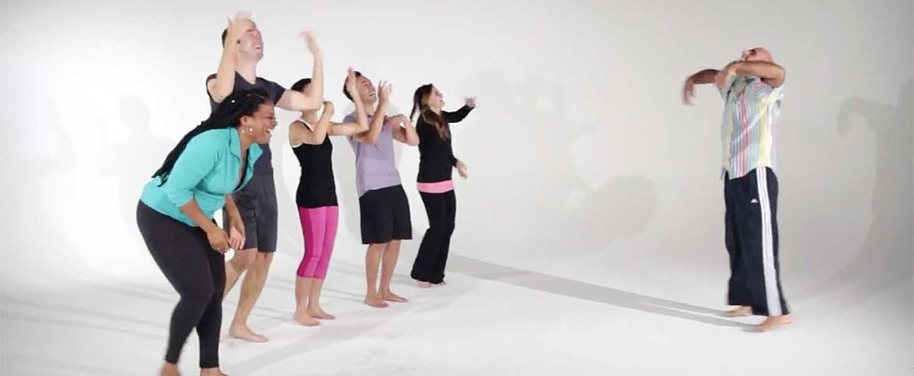 You'll Be Cracking Up Right Along With This Laughter Yoga Video