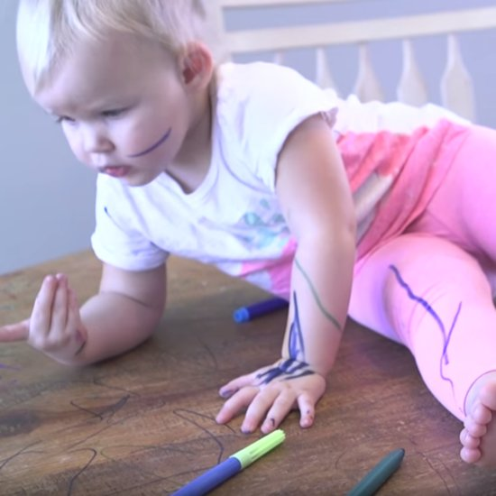 Rules For Surviving Toddler Years
