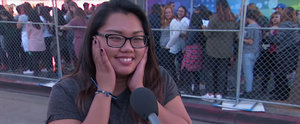 """Jimmy Kimmel Hilariously Puts One Direction Fans to the Test in """"Lie Witness News"""""""