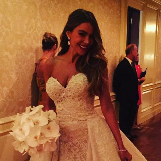 Sofia Vergara Wedding Dresses