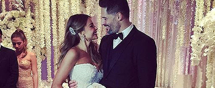 See Sofia Vergara and Joe Manganiello's Wedding Pictures!