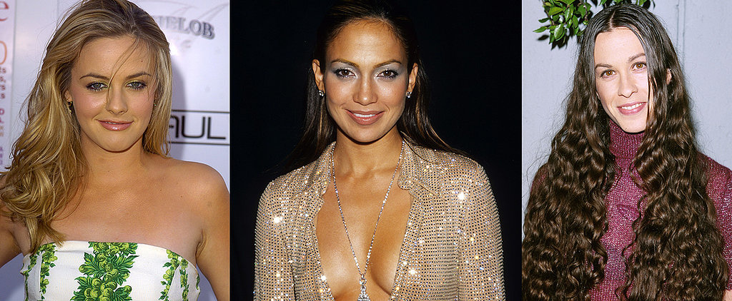 These '90s Beauty Icons, Like, Totally Took Over the AMAs