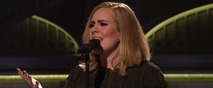 "Adele's SNL Performance of ""When We Were Young"" Will Knock the Wind Right Out of You"