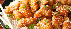 Better Than Takeout: Homemade Honey-Sesame Chicken