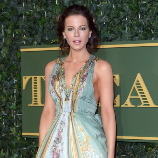 Kate Beckinsale's Dress Evening Standard Theatre Awards