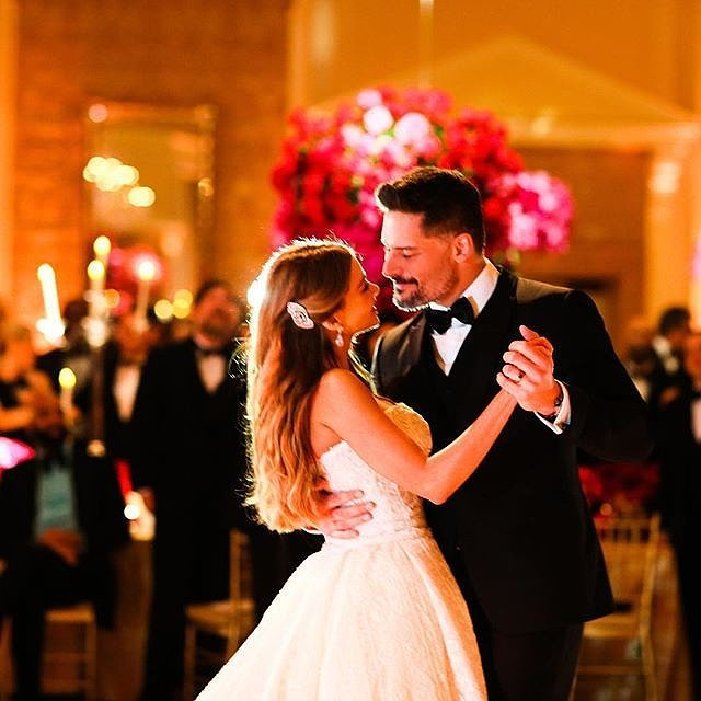 See Sofia Vergara and Joe Manganiello's Stunning Wedding Pictures!