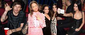 Some of the Best AMAs Moments Were Things You Didn't See on TV