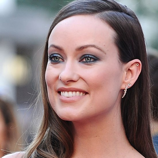 olivia wilde olivia wilde s healthy hair secret is perfect for busy ... Olivia Wilde