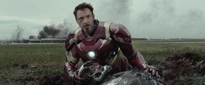 Watch the Trailer For Captain America: Civil War Starring Robert Downey Jr. and Chris Evans
