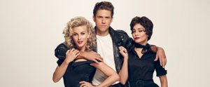 You Better Shape Up, Because the First Look at Grease: Live Is Here!