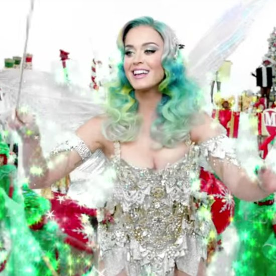 Katy Perry Happy and Merry H&M Video