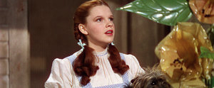The Price Someone Paid For Judy Garland's Dorothy Dress Is Somewhere Over the Rainbow