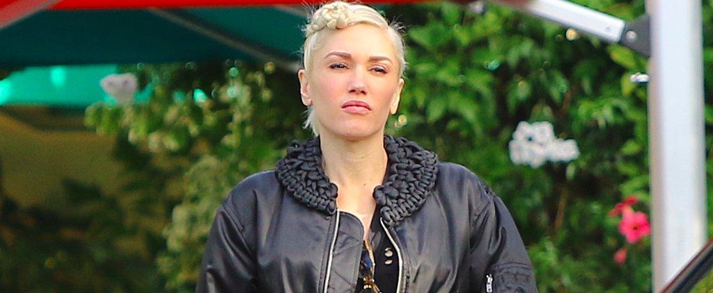Gwen Stefani Steps Out in LA After Declaring Her Love For Blake Shelton