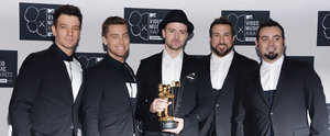 *NSYNC Gracefully React to Adele's 25 Finally Breaking Their Album Sales Record