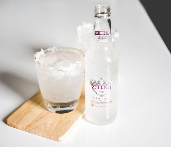 Coconut Fizz Cocktail