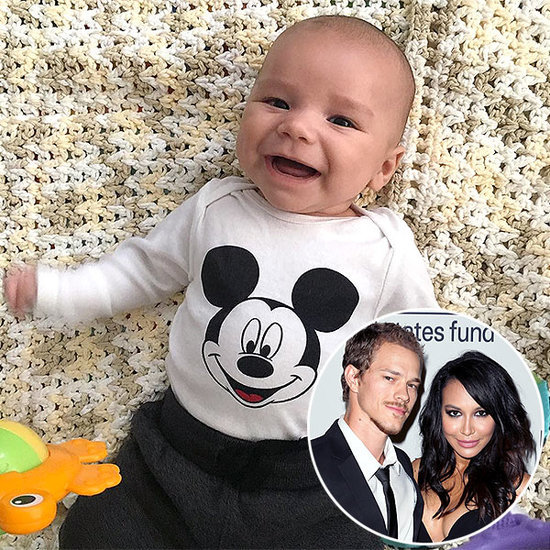 Lil' Turkey! Naya Rivera Shares Adorable Picture of Son Josey's First Thanksgiving